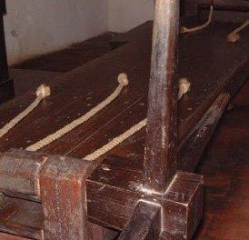 bdsm wooden bondage gear