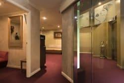 Cleos on nile reception area