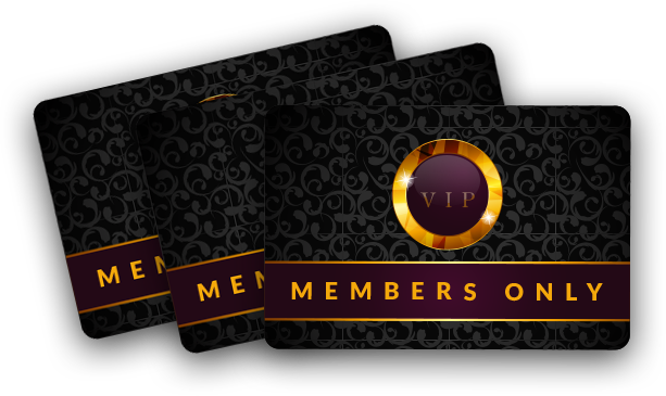 Cleos on Nile black and gold vip membership card
